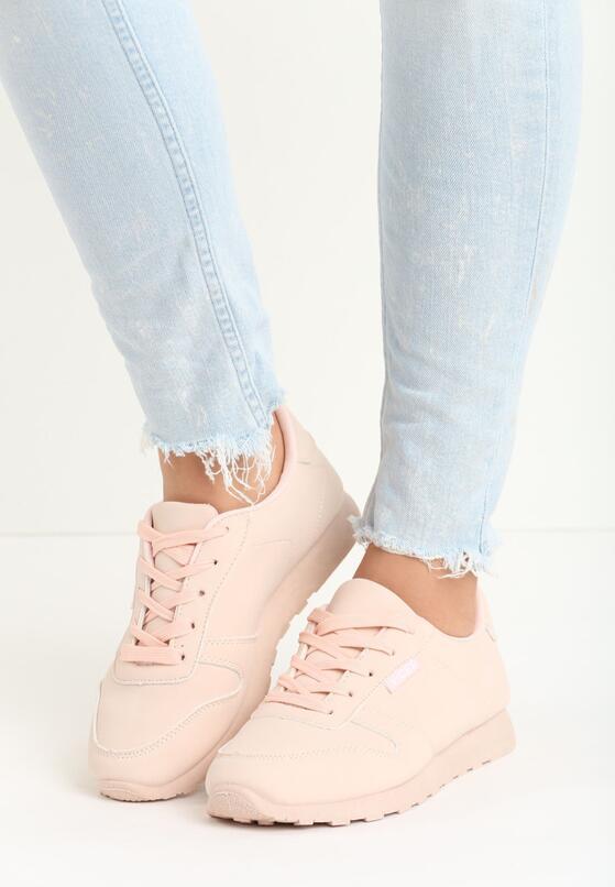 Różowe Buty Sportowe Rising Day