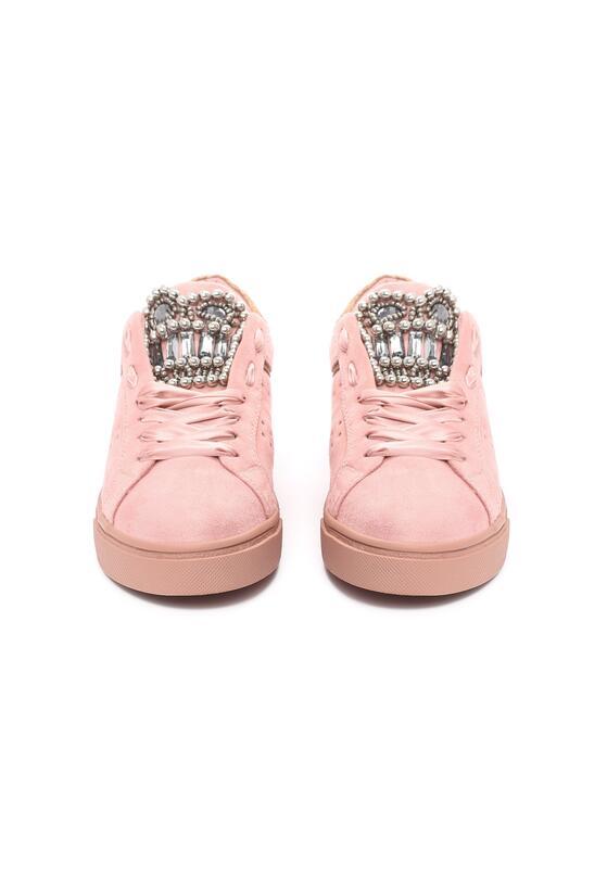 Różowe Buty Sportowe Rebellious