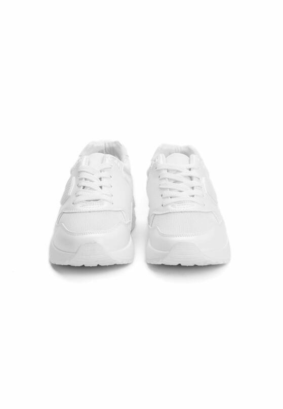 Białe Buty Sportowe Gymnast