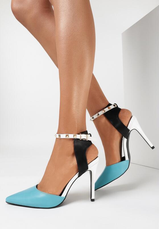 Niebieskie Sandały I'm a Fool