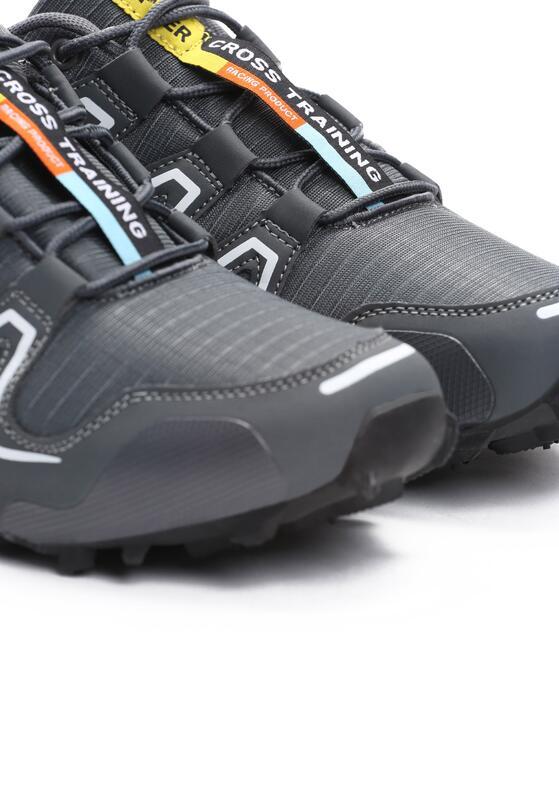 Ciemnoszare Buty Sportowe Hidden Track