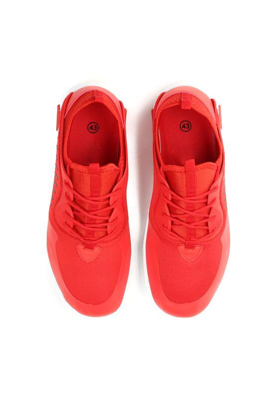 Czerwone Buty Sportowe The Flood