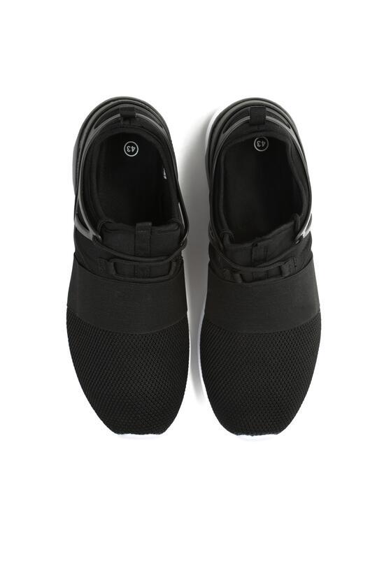 Czarne Buty Sportowe Finder