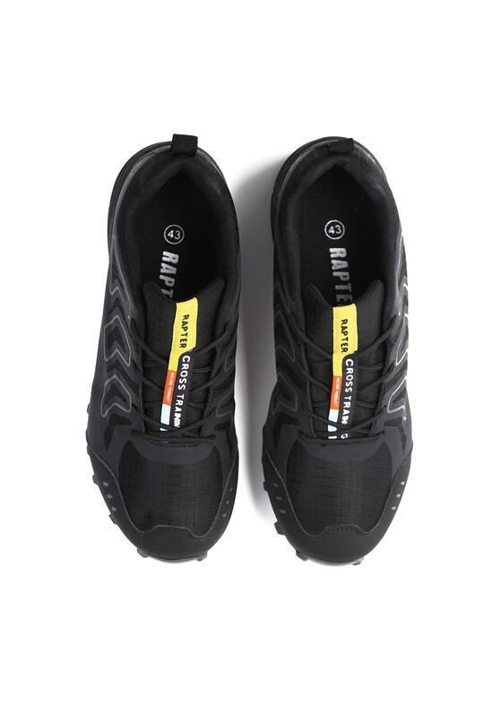 Czarne Buty Sportowe New Beginnings