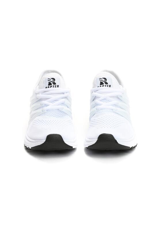 Białe Buty Sportowe Blossom Spring