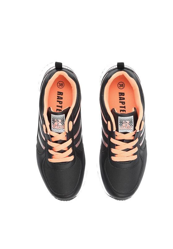 Czarne Buty Sportowe Come Up