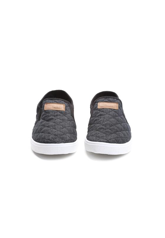 Czarne Slip On Julian