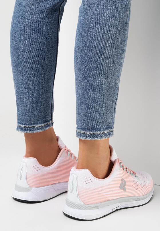 Różowe Buty Sportowe Sumptuous