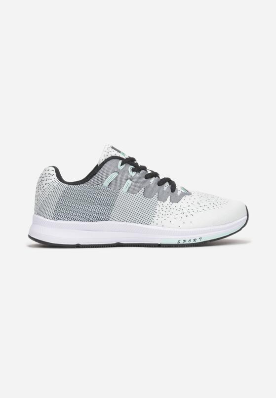 Białe Buty Sportowe No Compromise