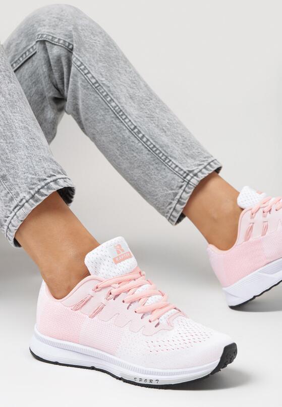 Różowe Buty Sportowe No Compromise