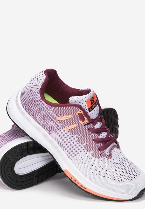 Fioletowe Buty Sportowe No Compromise