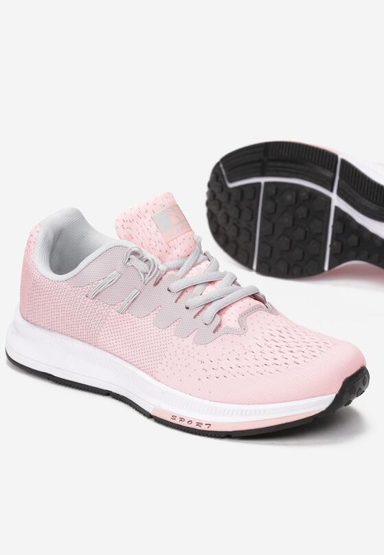 Ciemnoróżowe Buty Sportowe No Compromise