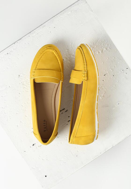Żółte Mokasyny Sorrowful