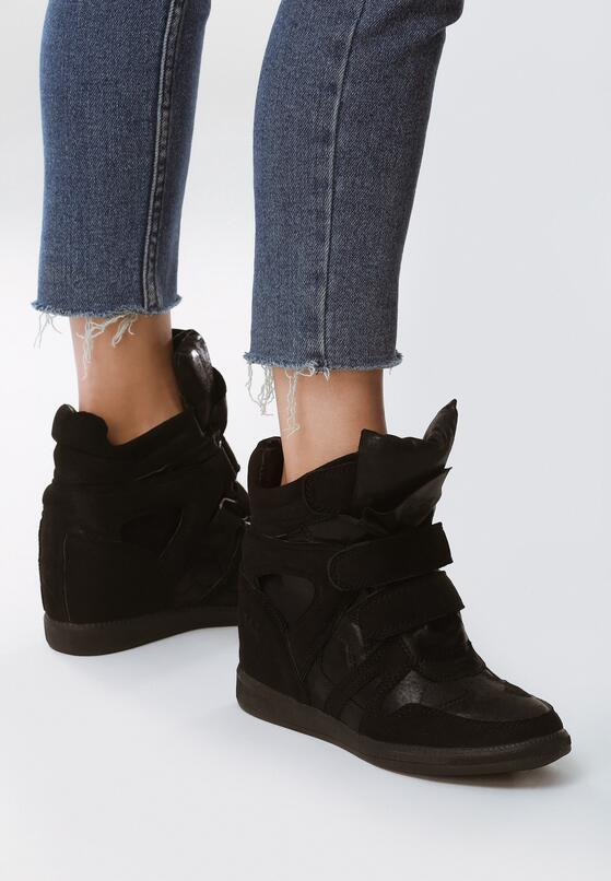 Czarne Sneakersy Want You Tonight