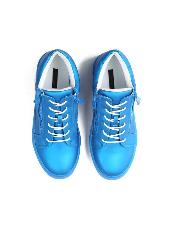 Niebieskie Sneakersy I Promise You