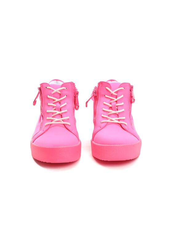 Fuksjowe Sneakersy I Promise You