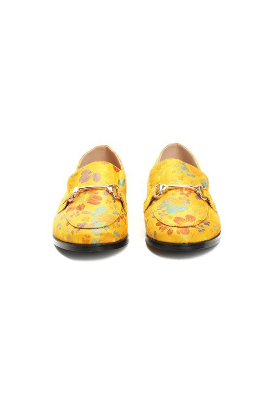 Żółte Mokasyny Drencher