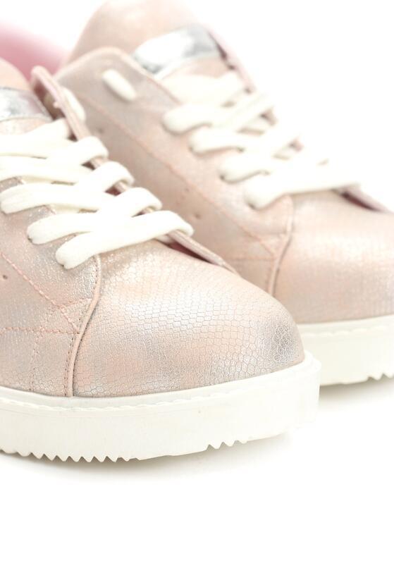 Różowe Buty Sportowe Dutch Girl