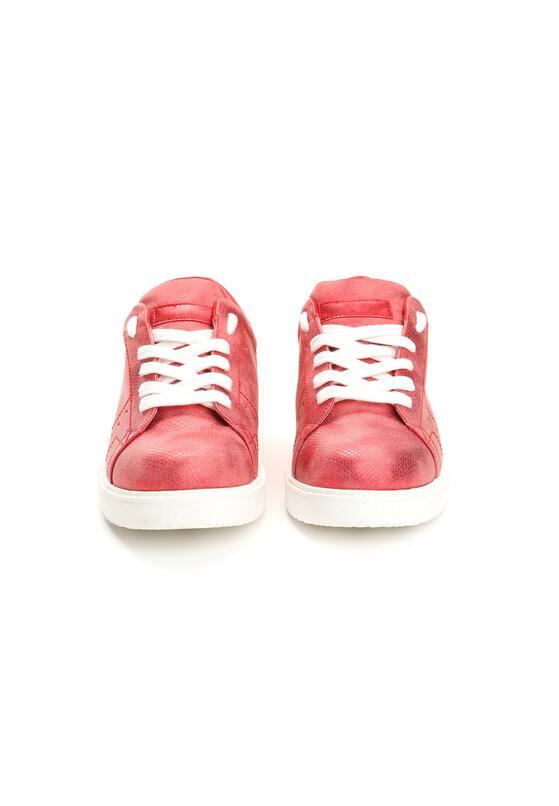 Czerwone Buty Sportowe Dutch Girl