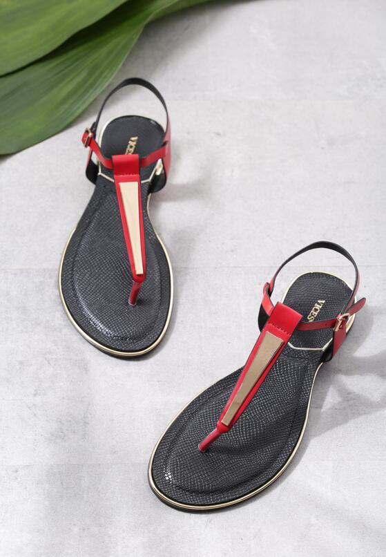 Czerwone Sandały Dreamtime