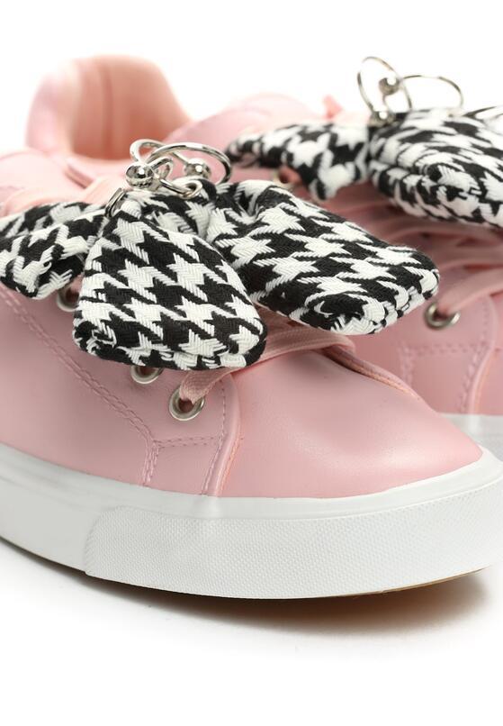 Różowe Buty Sportowe Giver