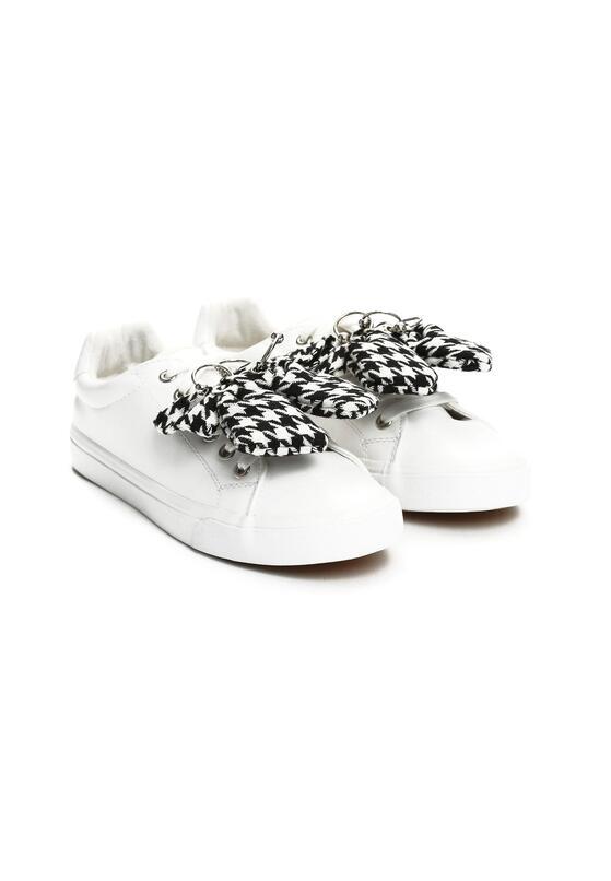 Białe Buty Sportowe Giver