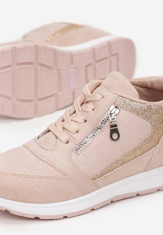 Różowe Sneakersy Every Position