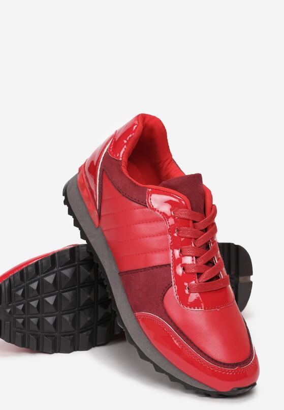 Czerwone Buty Sportowe All Rounds On Me