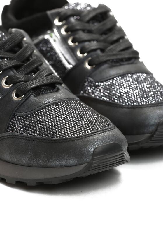 Czarne Buty Sportowe Take a Look