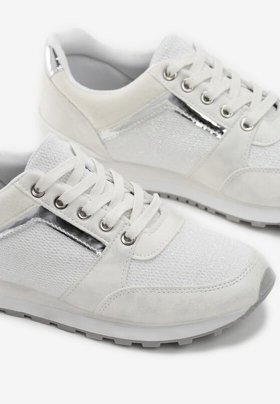 Białe Buty Sportowe Take a Look