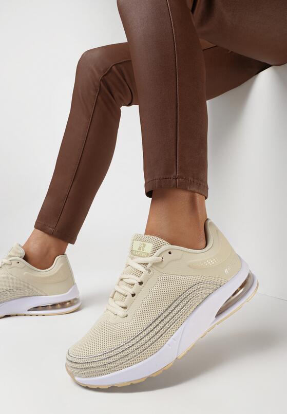 Złote Buty Sportowe Soft Day