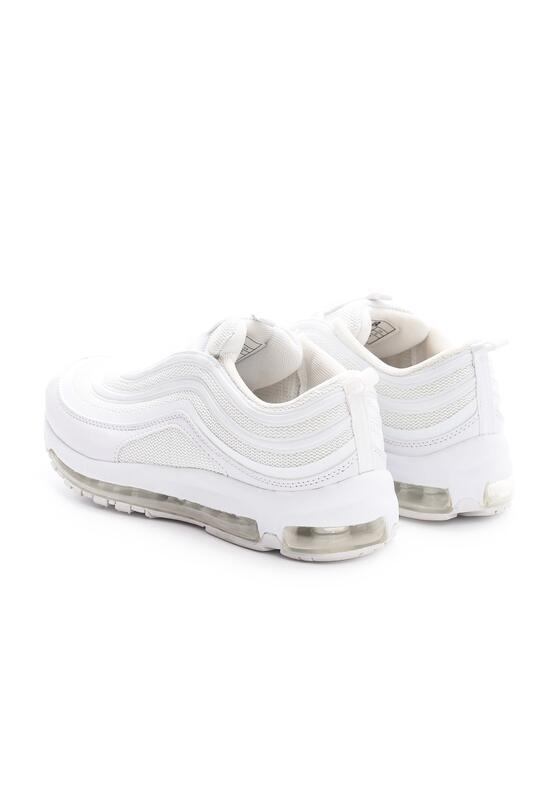 Białe Buty Sportowe Shady Life
