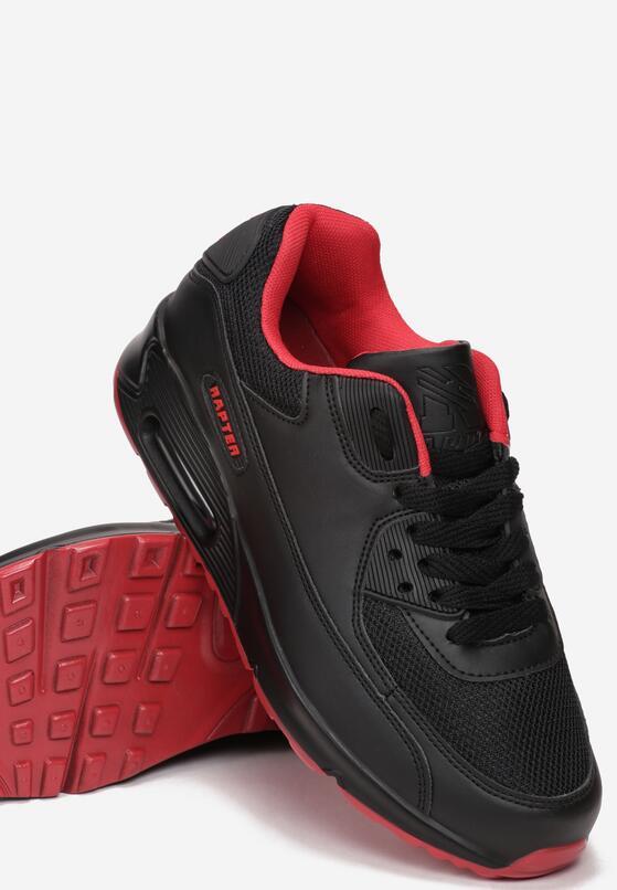 Czarne Buty Sportowe Comfort Zone