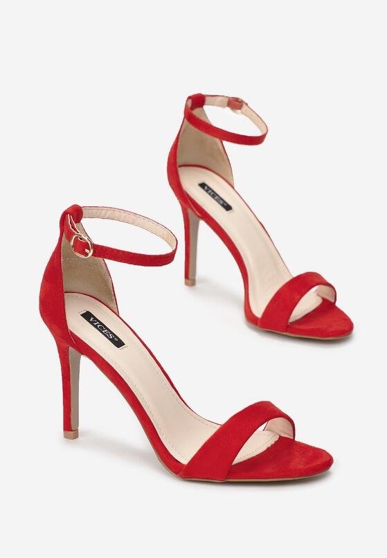 Czerwone Sandały You're Adorable