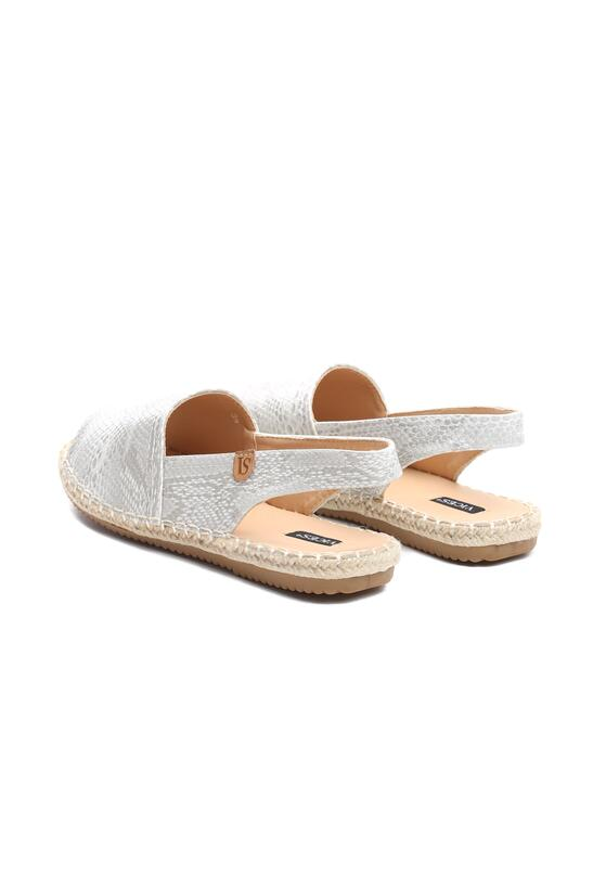 Szare Espadryle Morning Liight