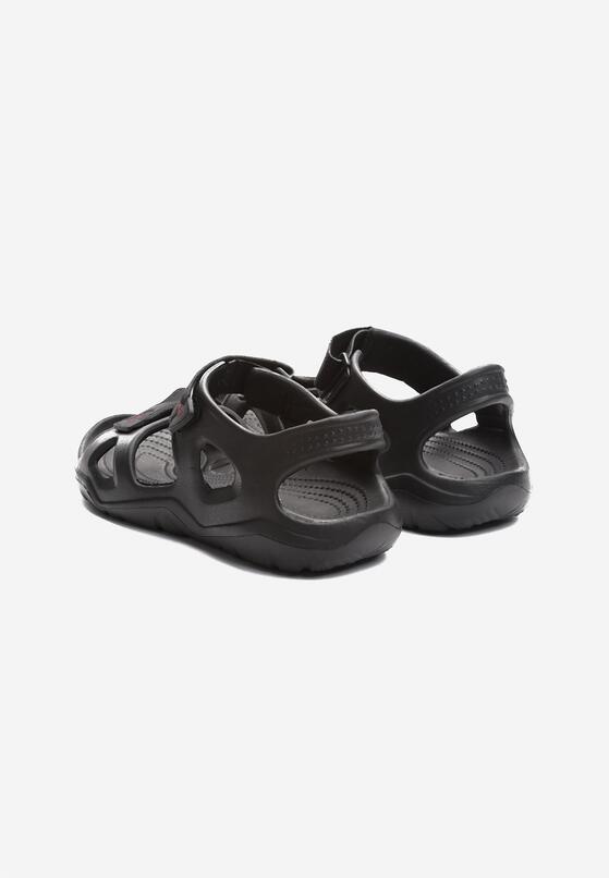 Czarne Sandały Innocence