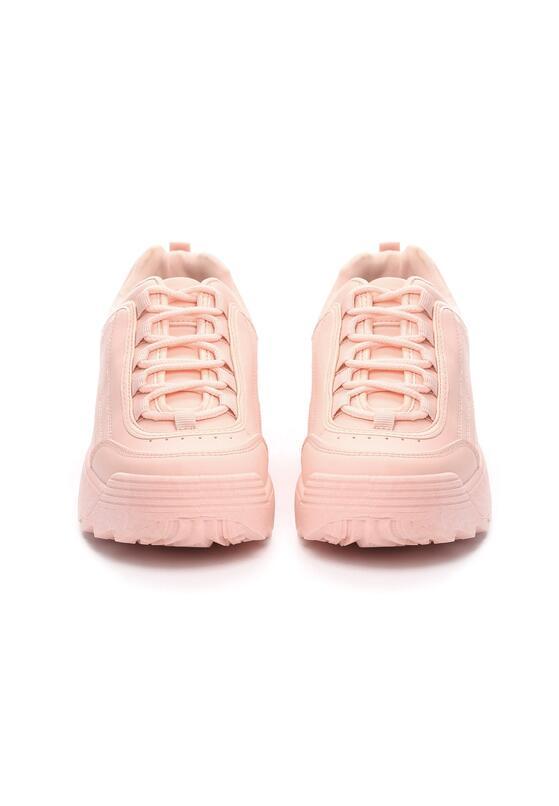 Różowe Sneakersy Waves All Night