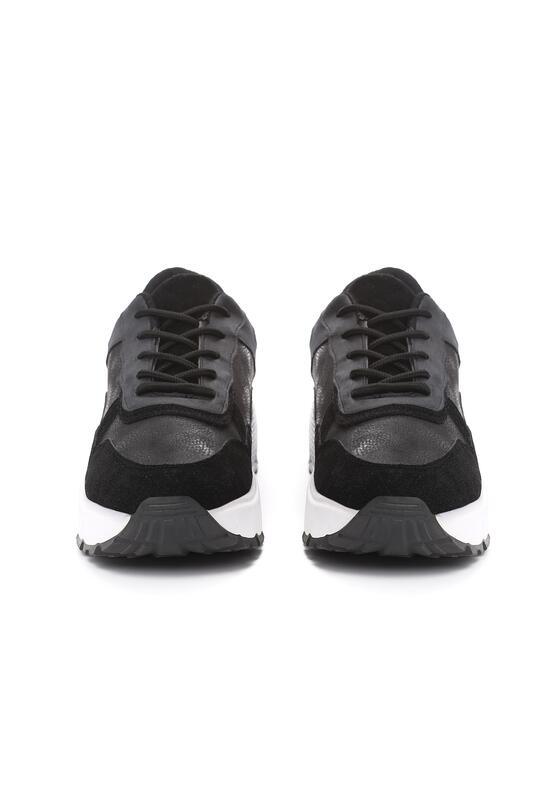 Czarne Buty Sportowe Minute To Midnight