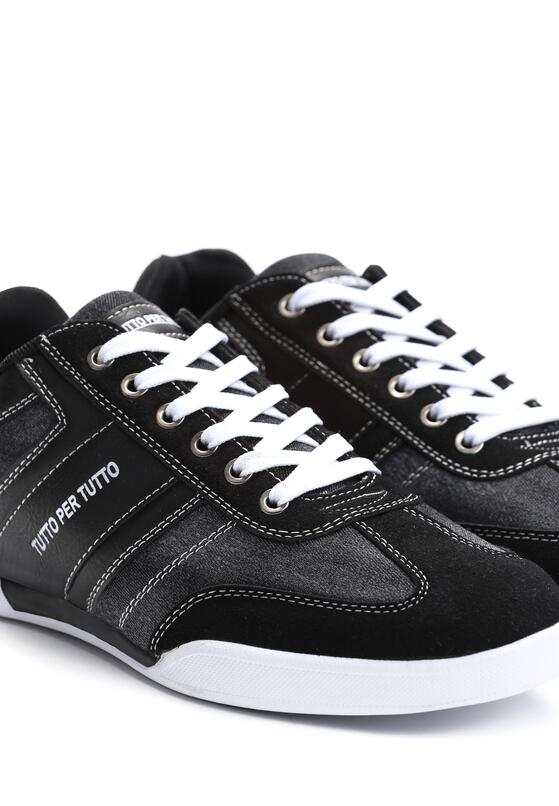 Czarne Buty Sportowe Never Said