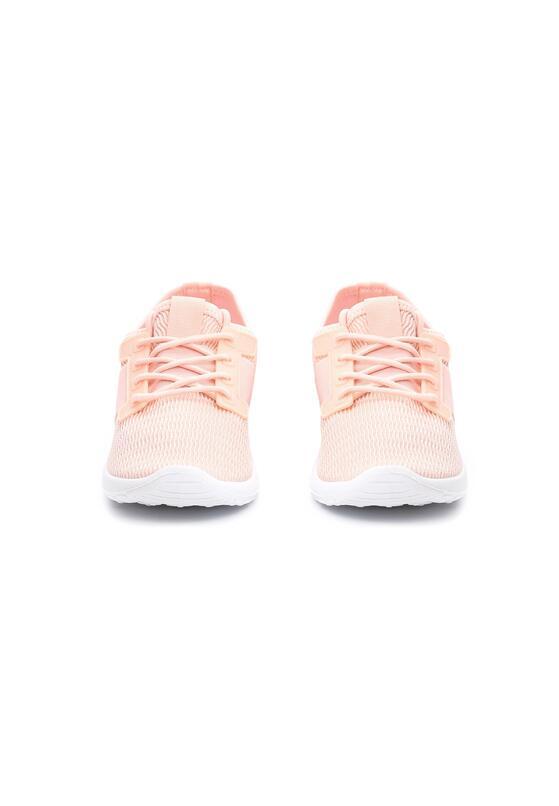 Różowe Buty Sportowe Athletically