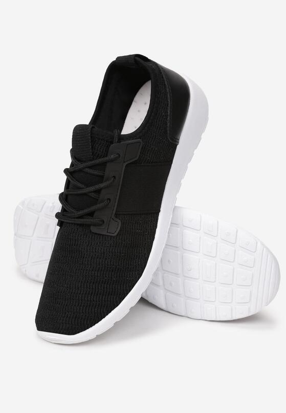 Czarne Buty Sportowe Athletically