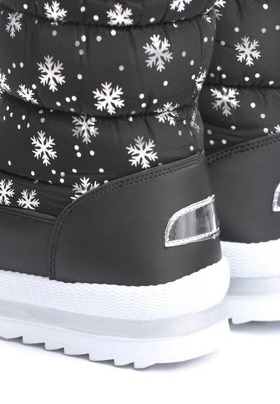 Czarne Śniegowce Unseen