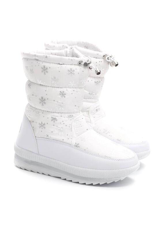 Białe Śniegowce Unseen