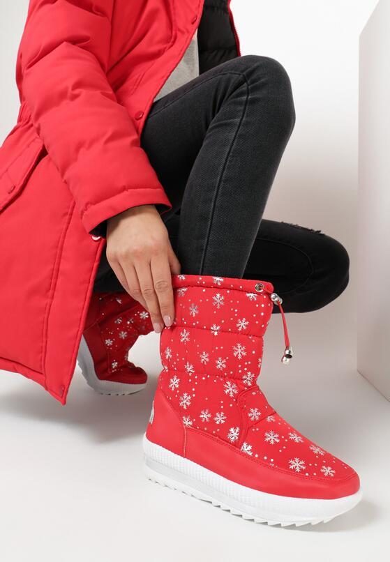 Czerwone Śniegowce Unseen