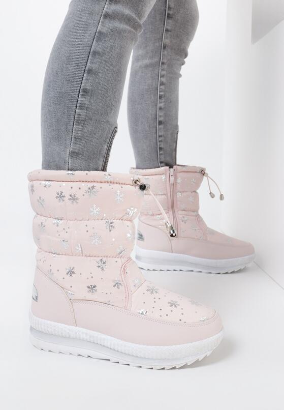 Różowe Śniegowce Unseen