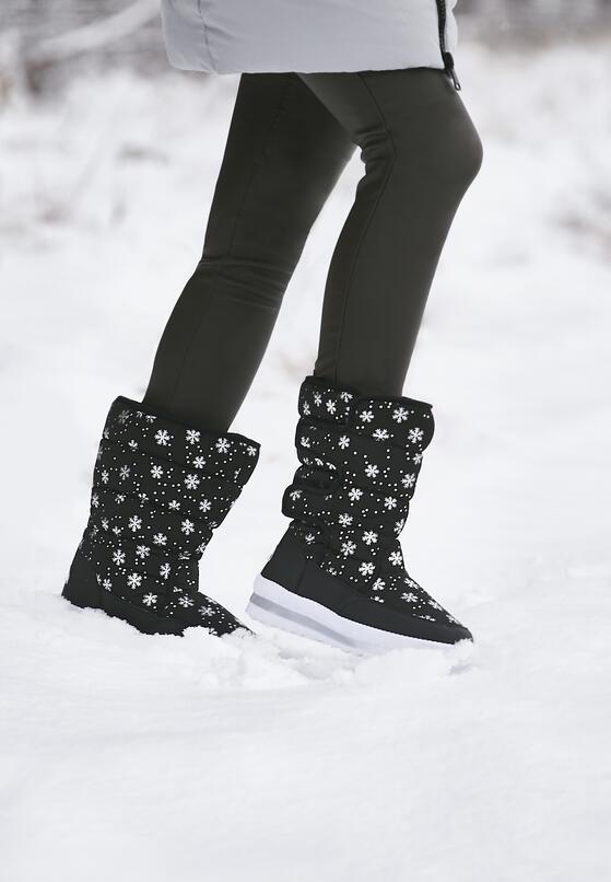Czarne Śniegowce Arrangement
