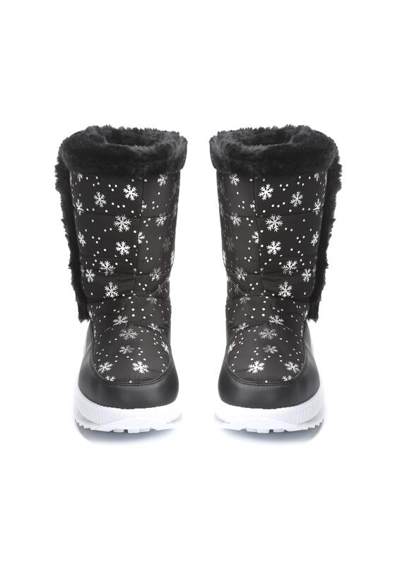 Czarne Śniegowce Same