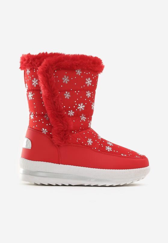Czerwone Śniegowce Same