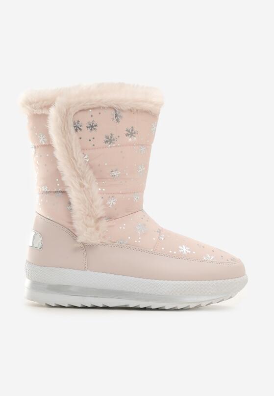 Różowe Śniegowce Same