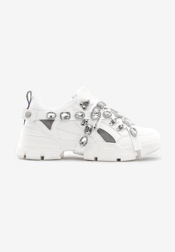 Białe Sneakersy Designate